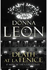 Death at La Fenice: (Brunetti 1) Kindle Edition