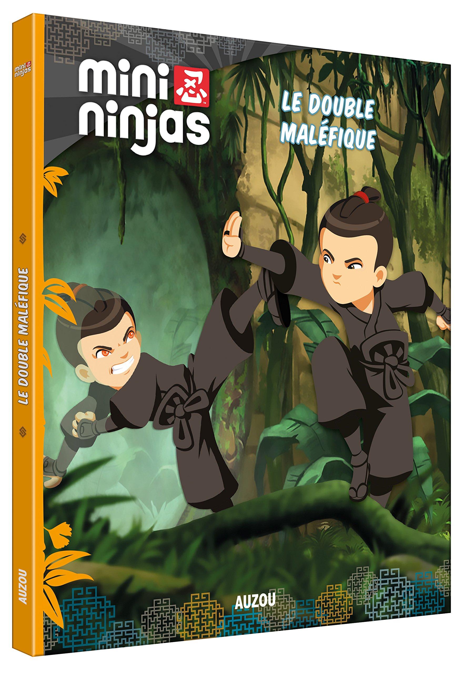 Mini ninjas - le double malefique (album n 4): Amazon.es ...