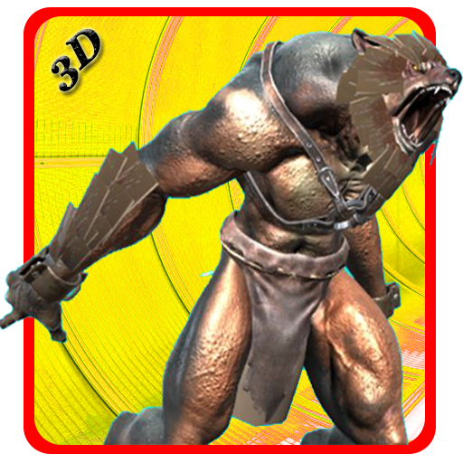 - Angry Bear City Attack : Monster Simulator 3D Game