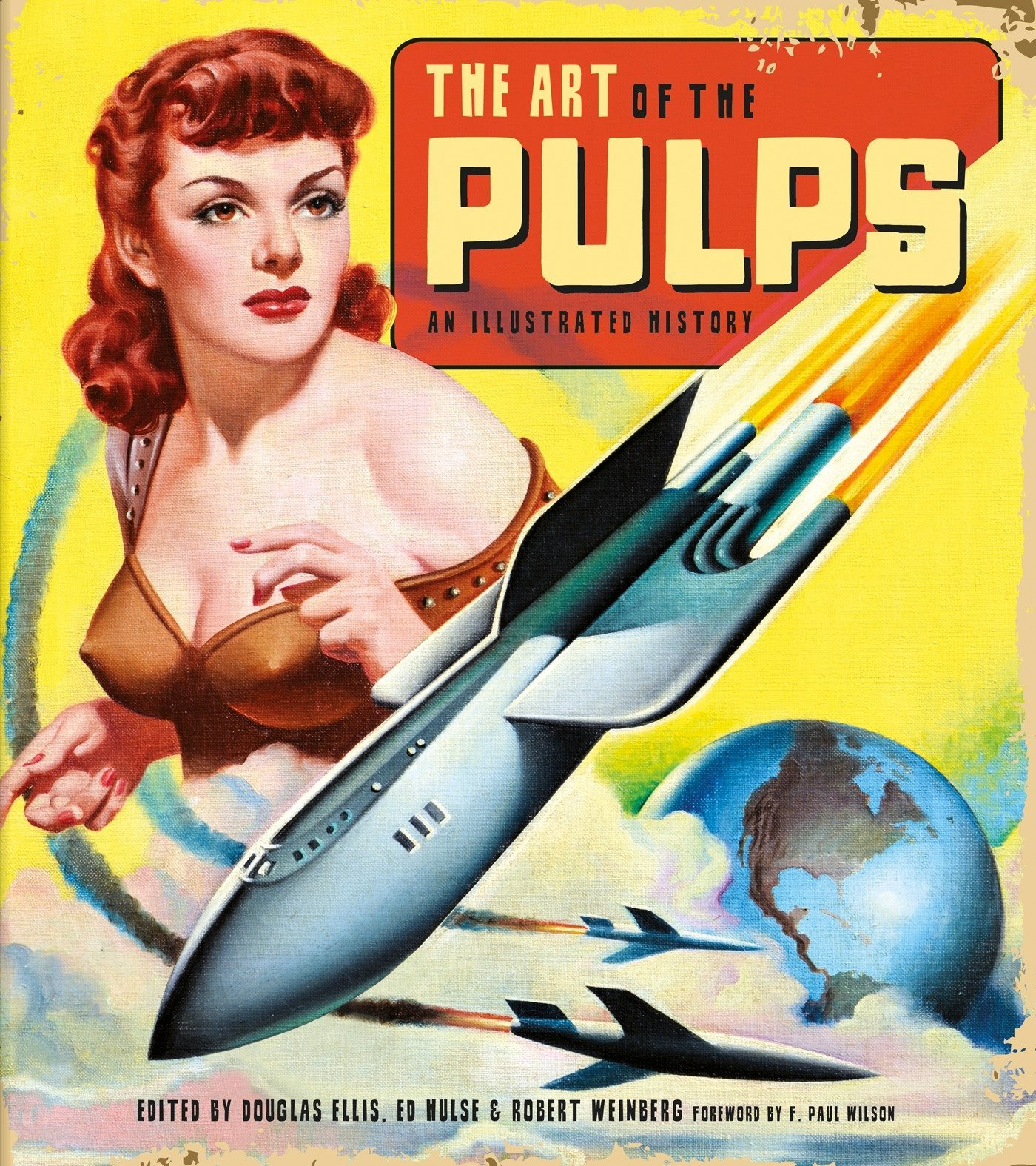 Art Pulps Illustrated History product image