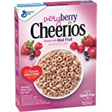 Very Berry Cheerios Cereal, 11.1 Ounce
