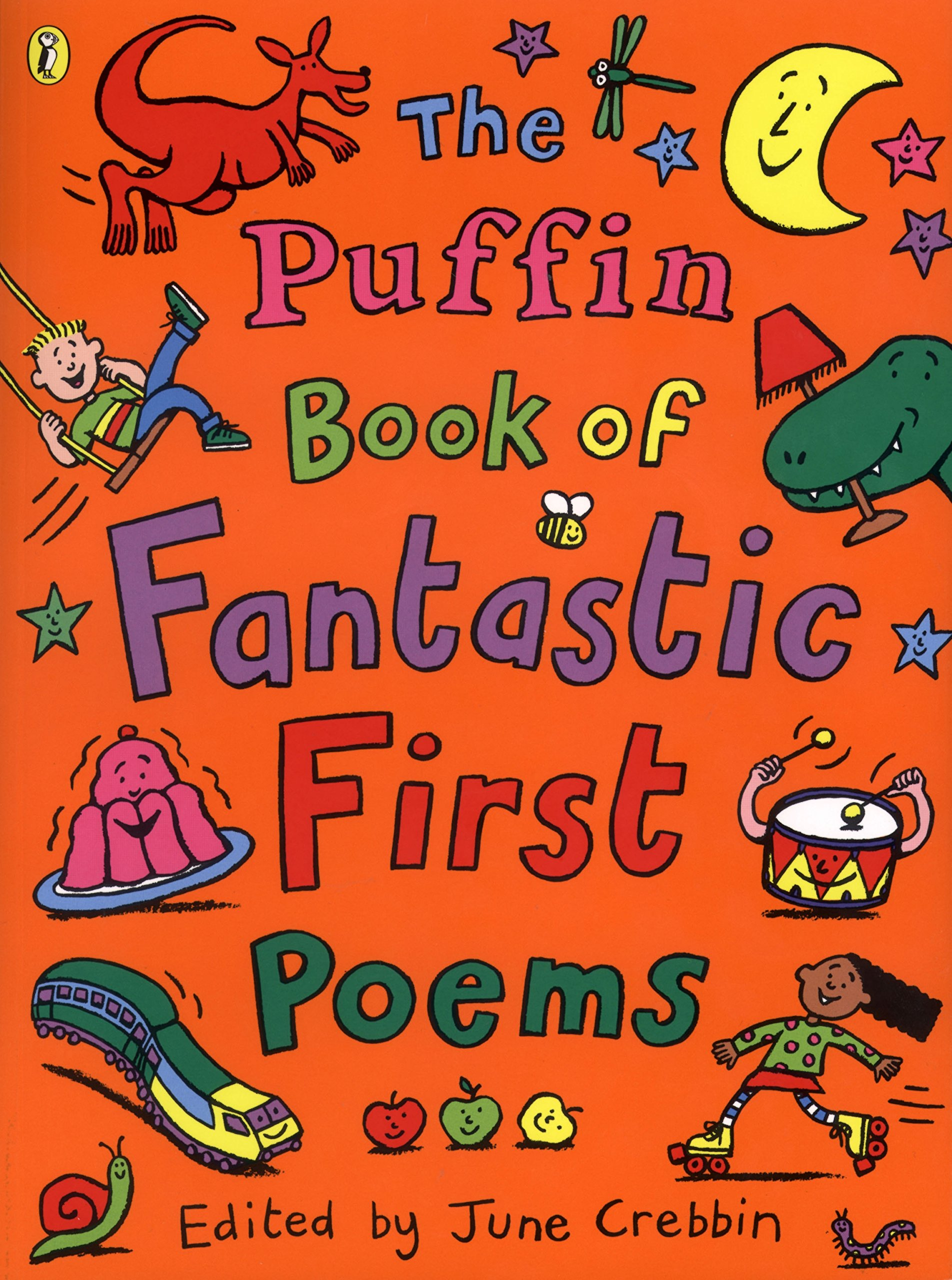 Image result for puffin book of first poems