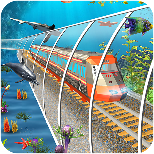 (Underwater Train Simulator: Pro Train Driving)