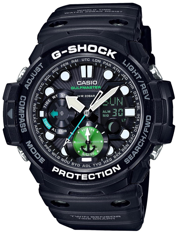 [カシオ]CASIO 腕時計 G-SHOCK ジーショック ガルフマスター マスターインマリンブルー GN-1000MB-1AJF メンズ B06XSCY8WM