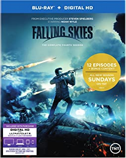 Amazon.com: Falling Skies: Season 5 [Blu-ray]: Steven Spielberg ...