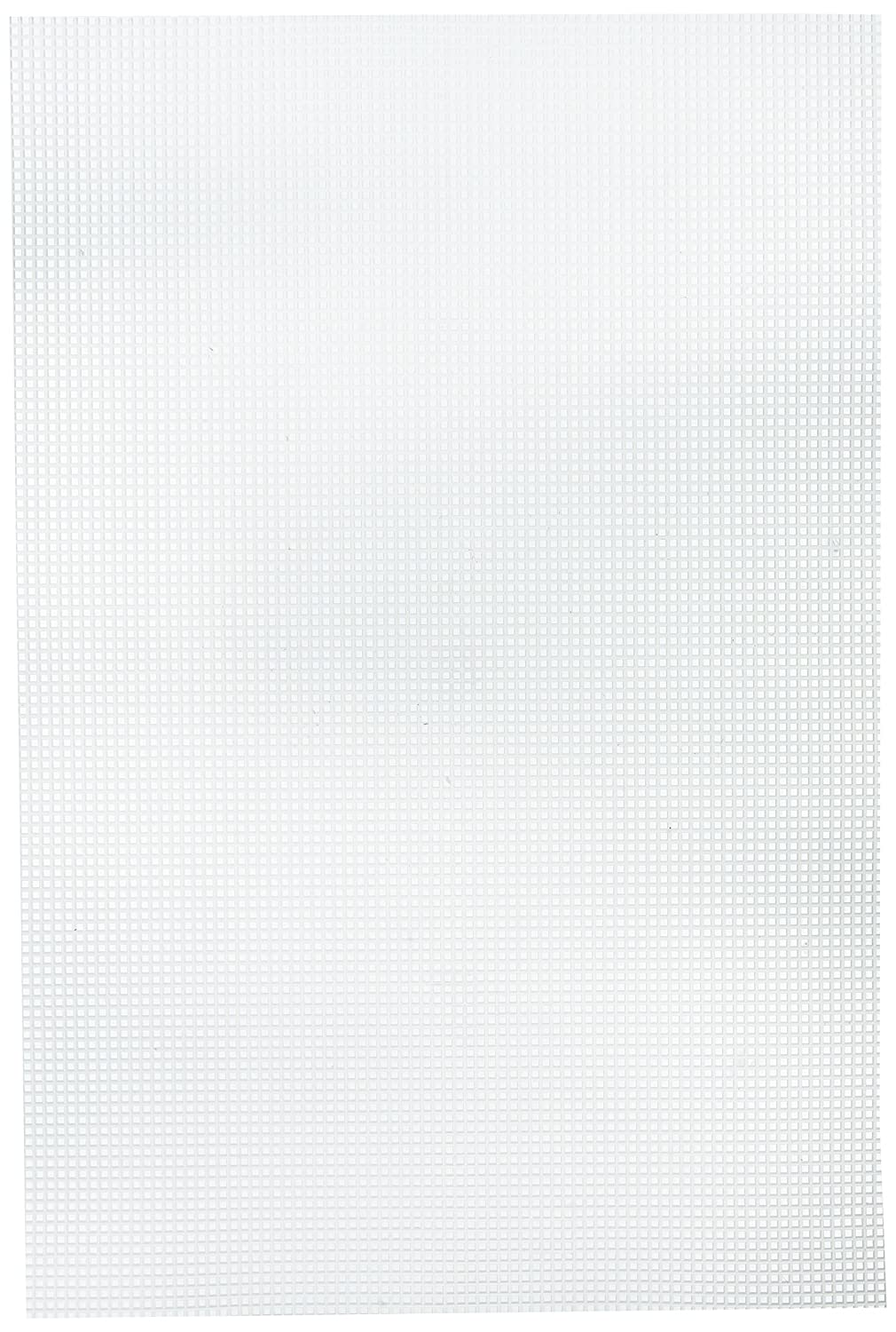 Plastic Canvas 12x18-Clear Darice 33029-1