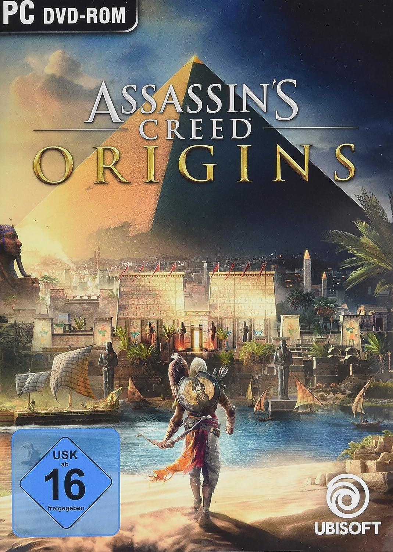 Assassin\'s Creed Origins - [PC]: Amazon.de: Games