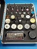 アルゴファイル ミニルーター用先端工具 200pcsセット アルミケース入 BT200