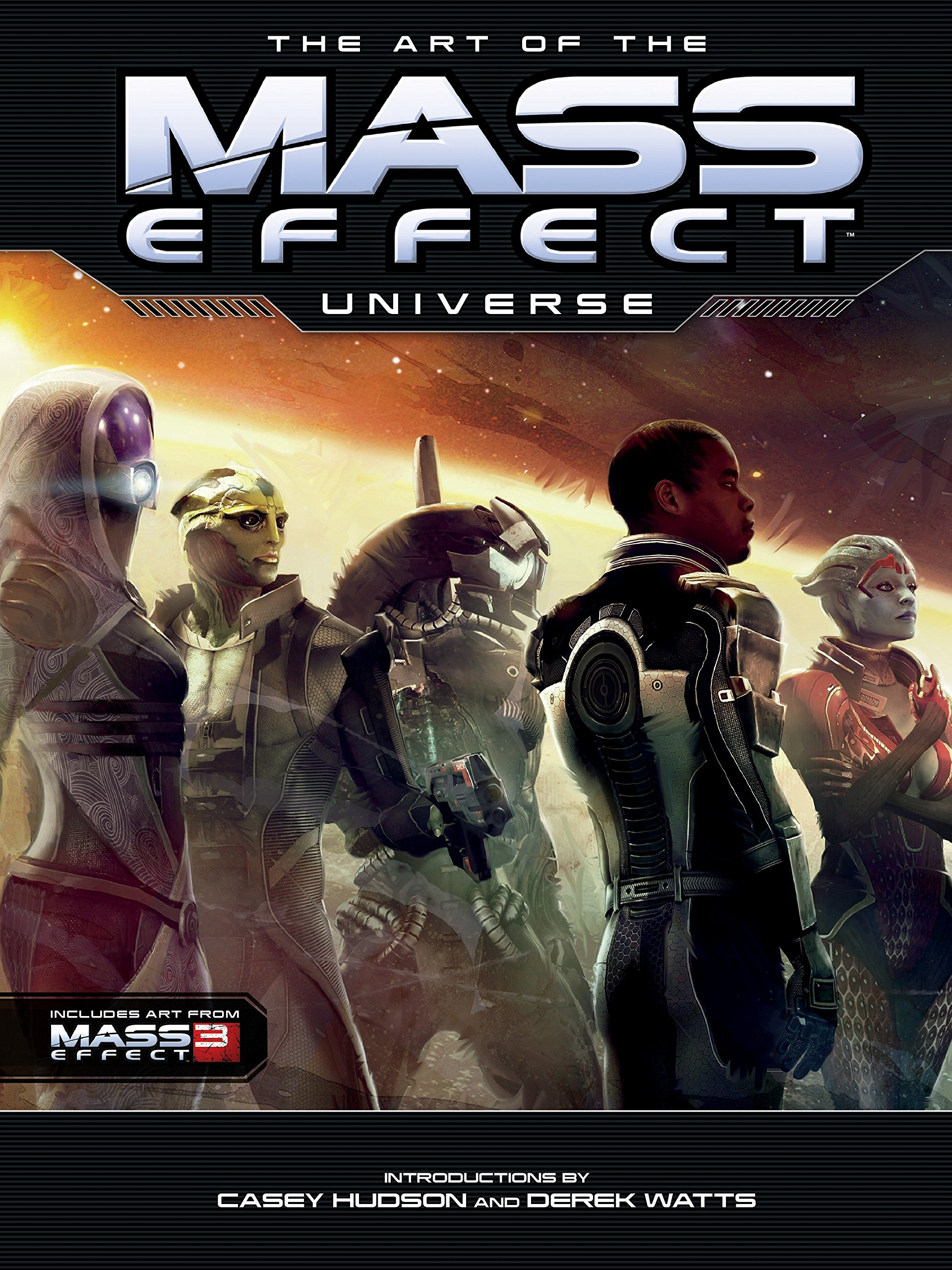 The Art of The Mass Effect Universe by Dark Horse Books