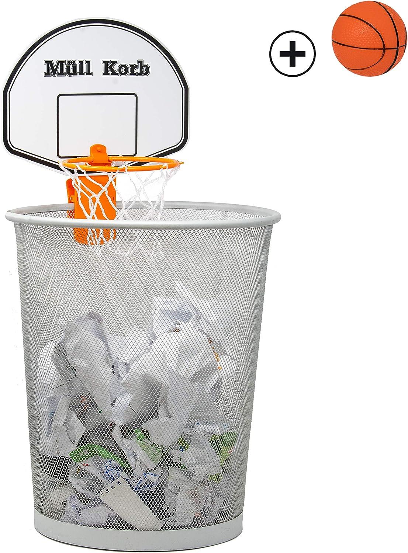 Basketballkorb fürs Büro