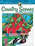 Creative Haven Country Scenes Color by Number