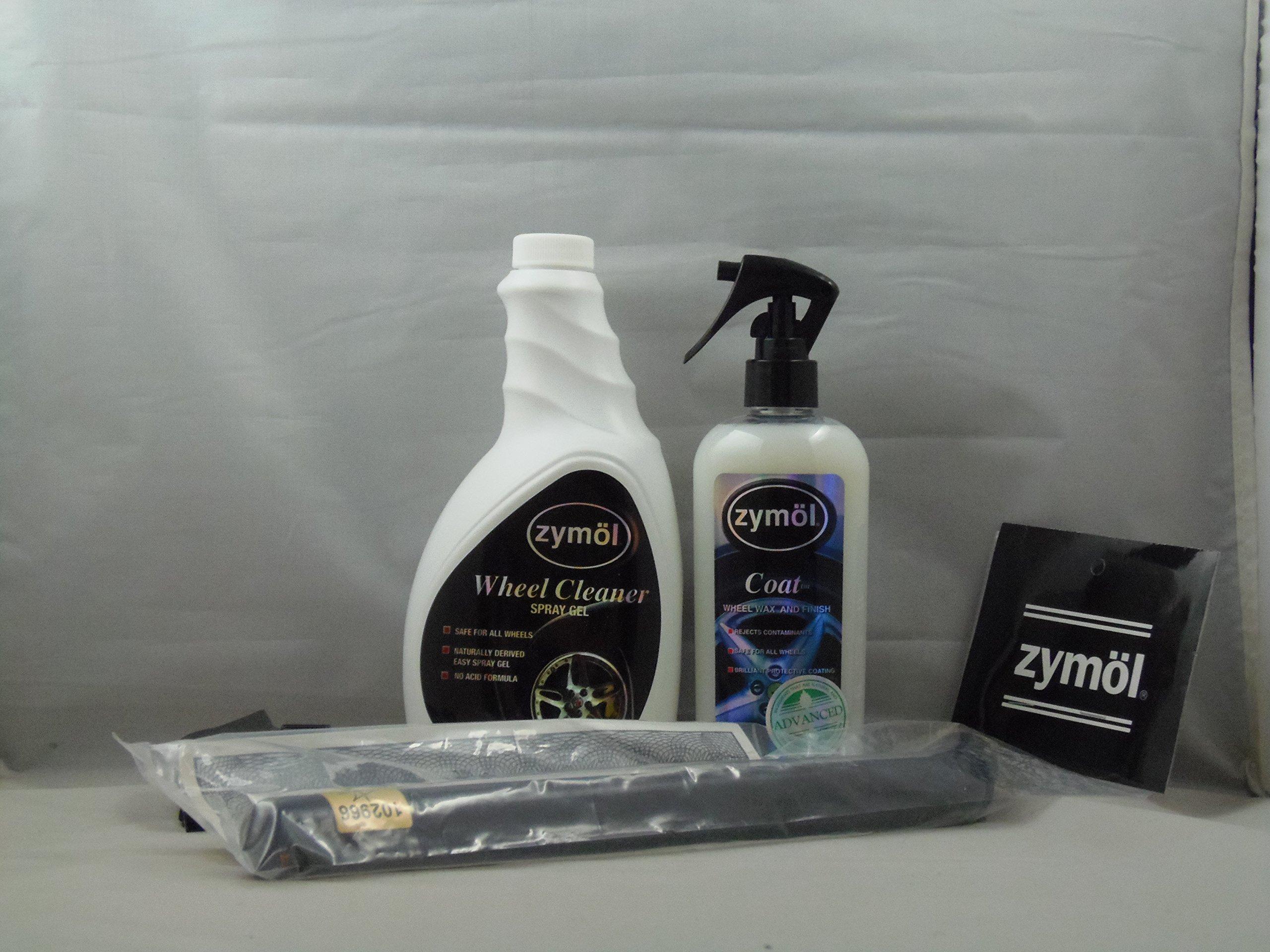 Zymol Wheel Care Bundle
