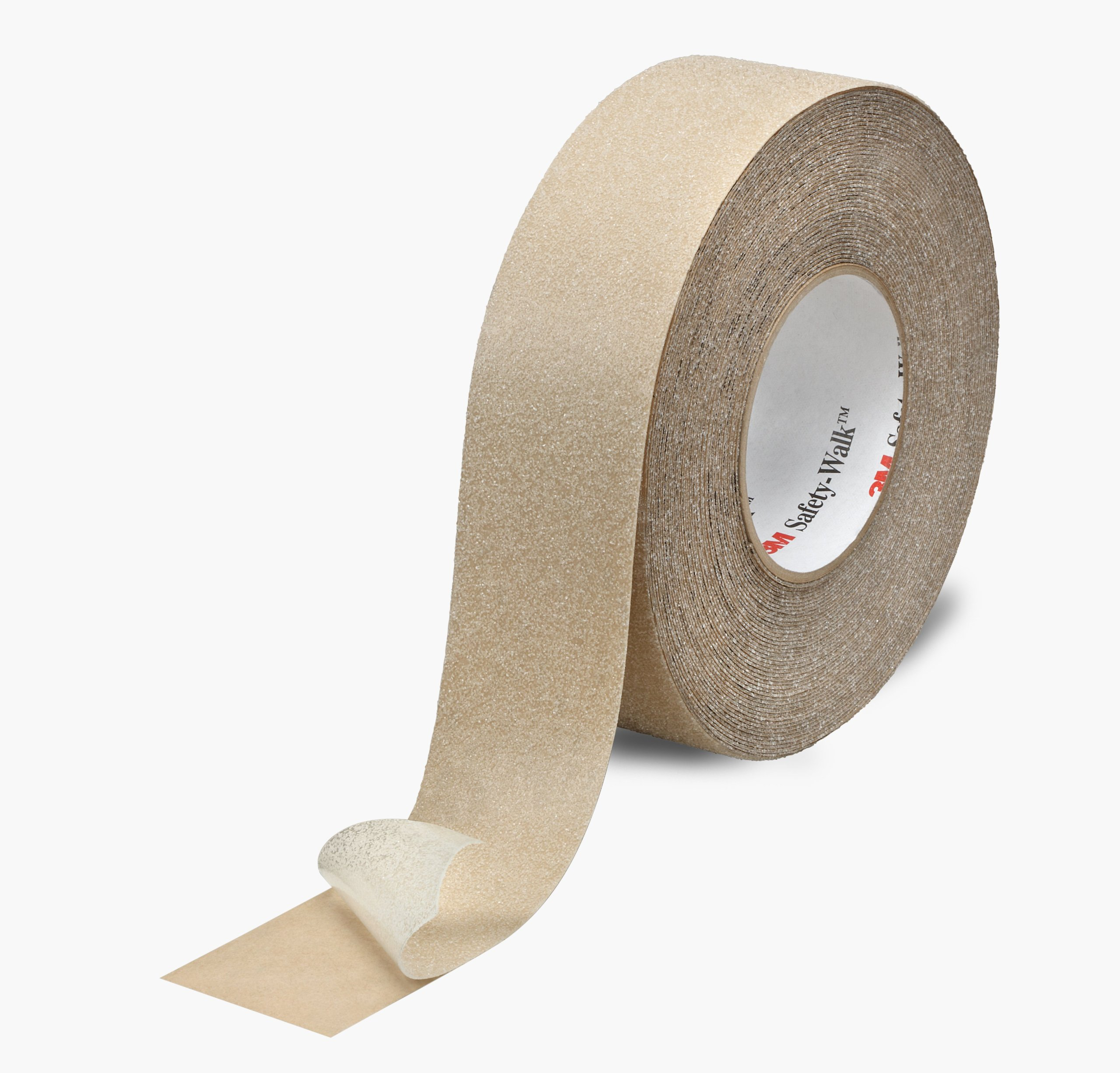 3M Safety-Walk Slip-Resistant General Purpose Tapes and Treads 620, Clear, 4'' Width, 60' Length (Pack of 1 Roll)