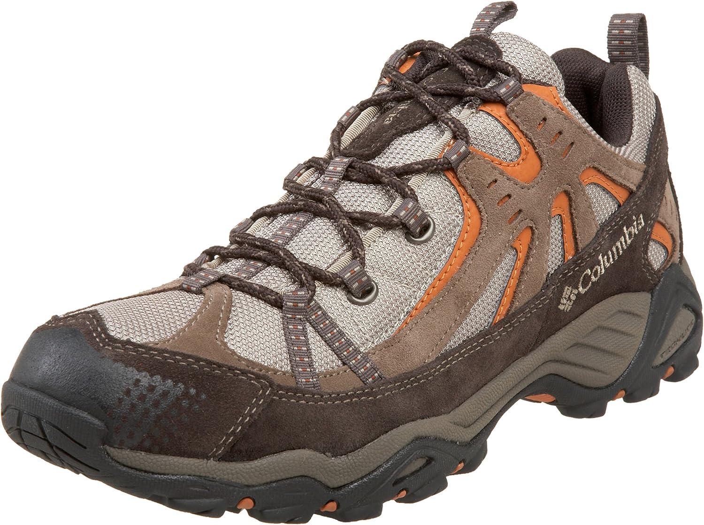 Columbia Men s Firelane Low Hiking Shoe