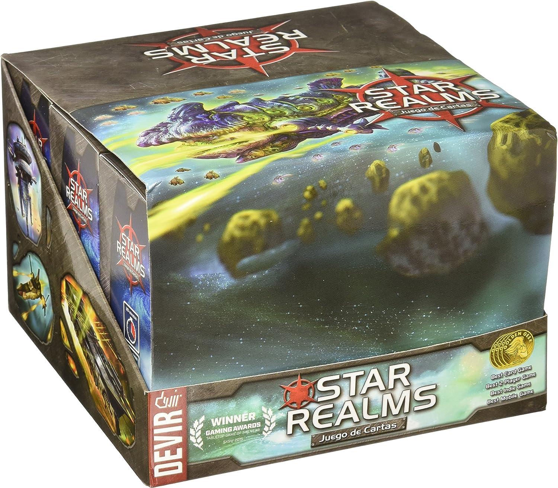Devir Iberia - Star Realms, Juego de construcción (222708): Amazon.es: Juguetes y juegos