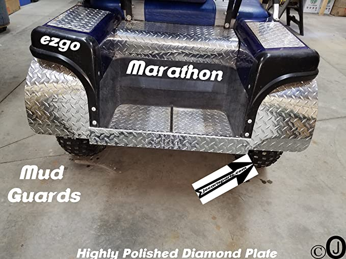 Amazon.com: J & O Carts Piezas Ezgo Marathon Carro de golf ...