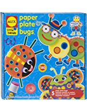 ALEX Toys - Early Learning Paper Plate Bugs - Little Hands 1415