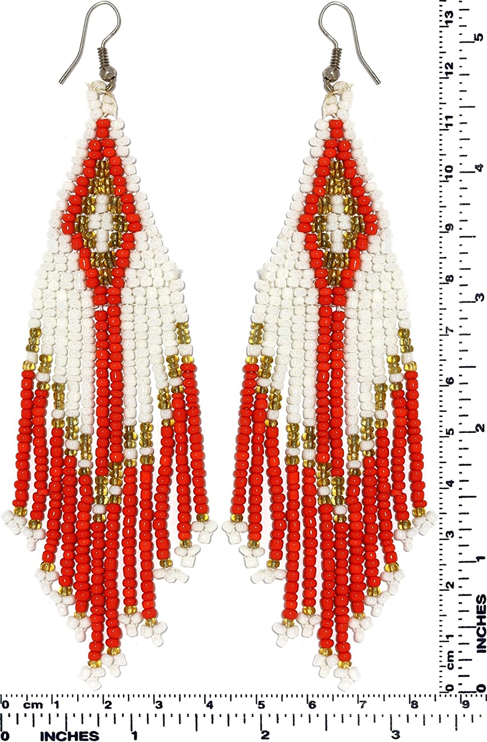Native American Beaded Earrings Patterns Free Amazing Decorating Design