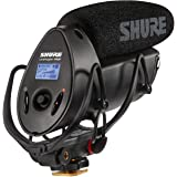 Shure VP83F LensHopper Camera-Mounted Condenser Microphone with Integrated Flash Recording