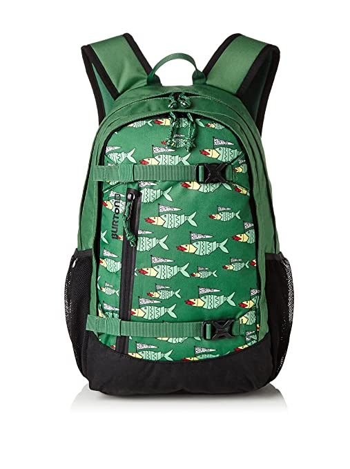 Burton Mochila Youth Day Hiker 20L Verde