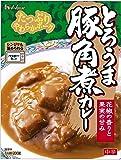 ハウスとろうま豚角煮カレー 200g ×5個