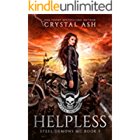 Helpless (Steel Demons MC Book 5) book cover