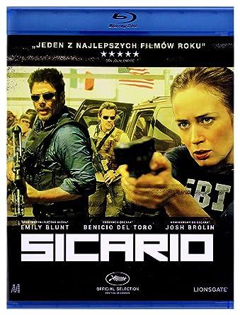 Sicario Blu-Ray Region B IMPORT No hay versión española: Amazon.es ...