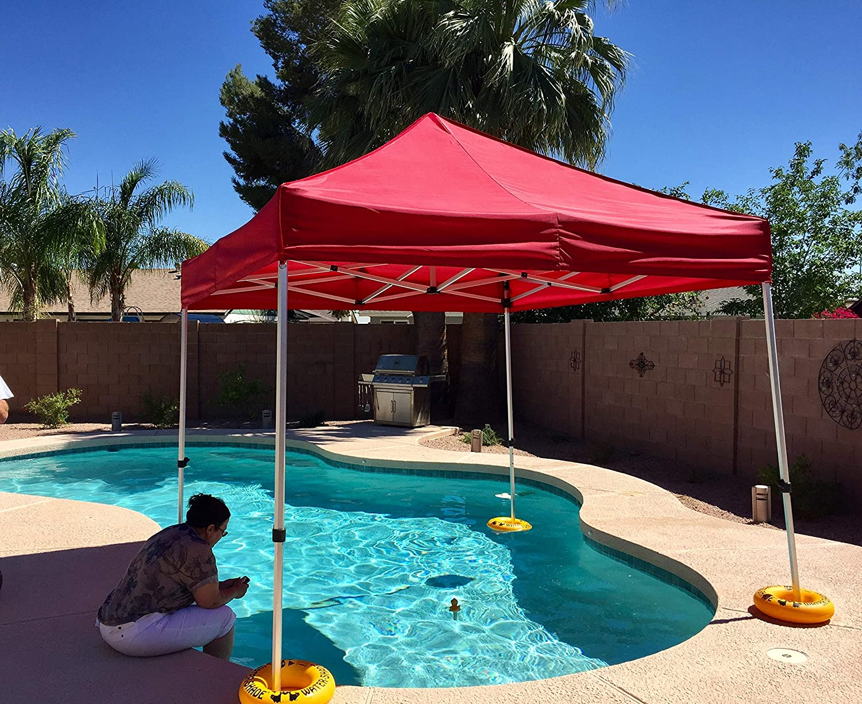 Water Shade Canopy Float Kit