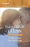 Falling for the Brother (Where Secrets are Safe)