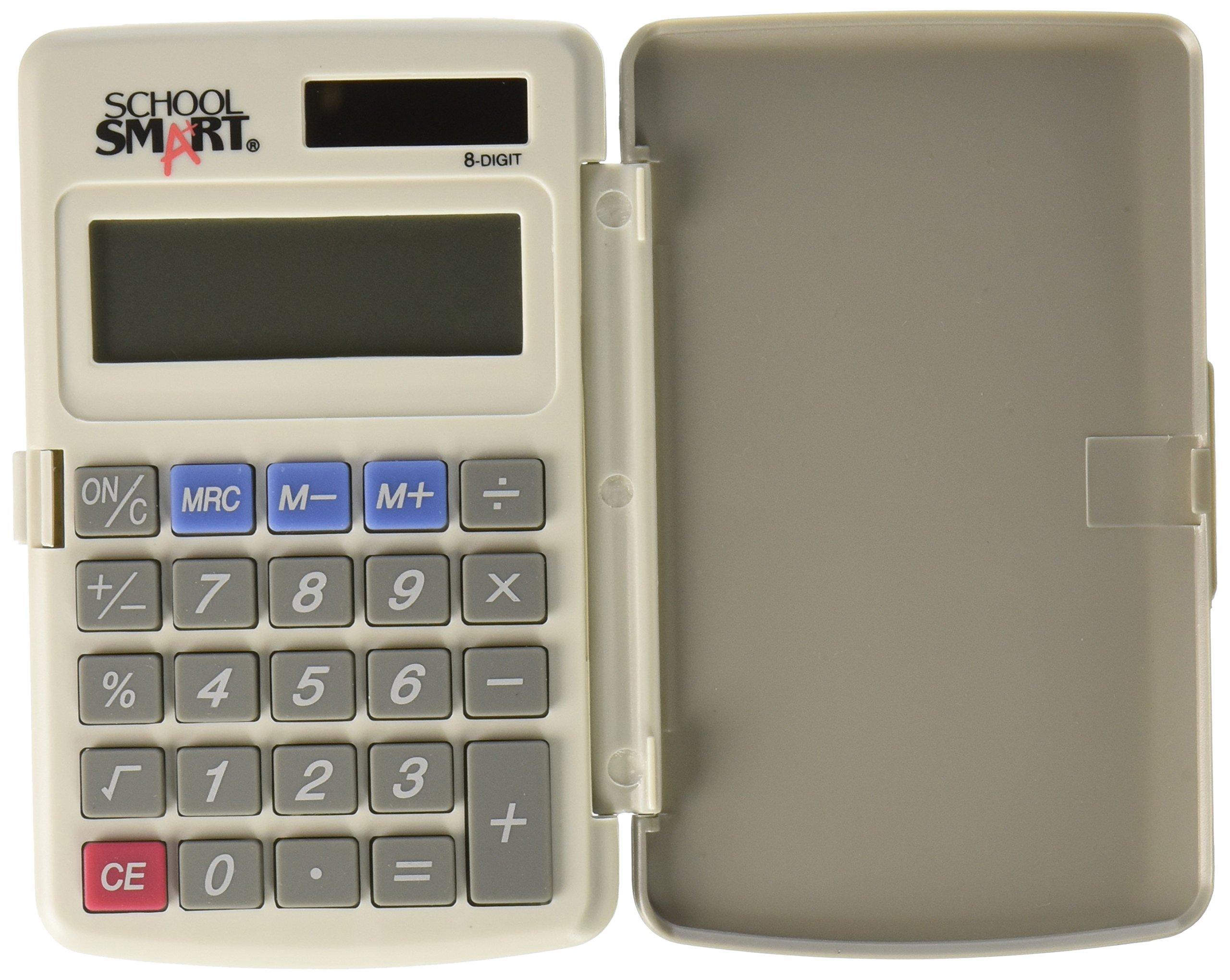 School Smart Pocket Calculator