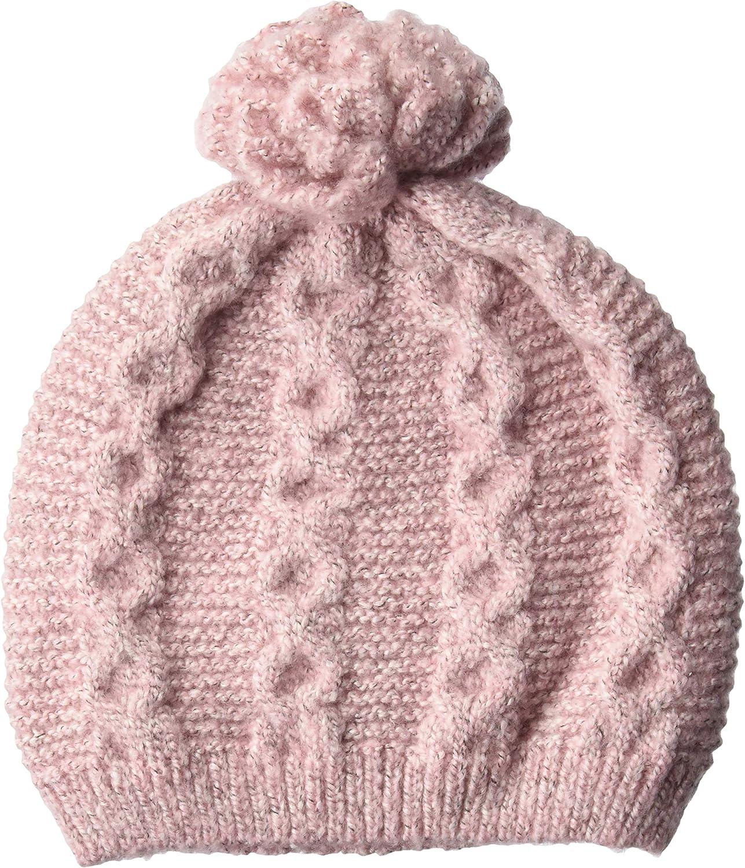 Benetton Kids Girls Hats /& Caps Sun Protection Flowers Pink Cotton 6EZ8B41CR 10