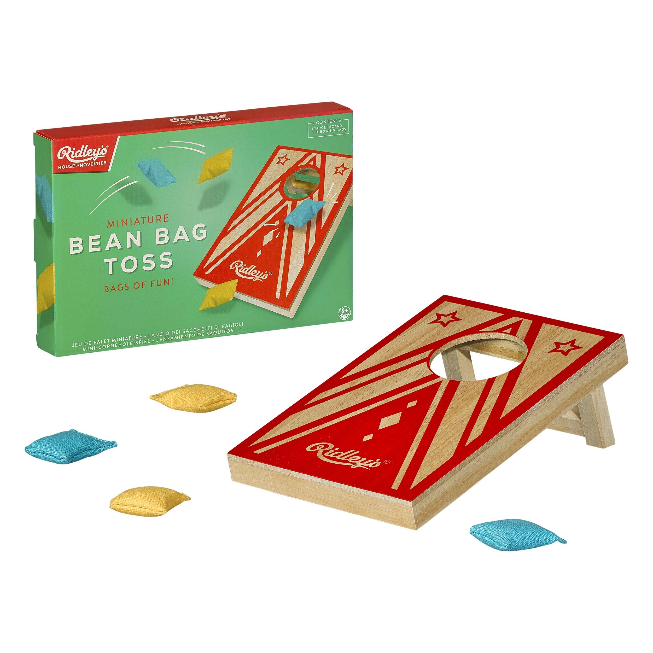 Ridley's House Novelties Bean Bag Toss, Red