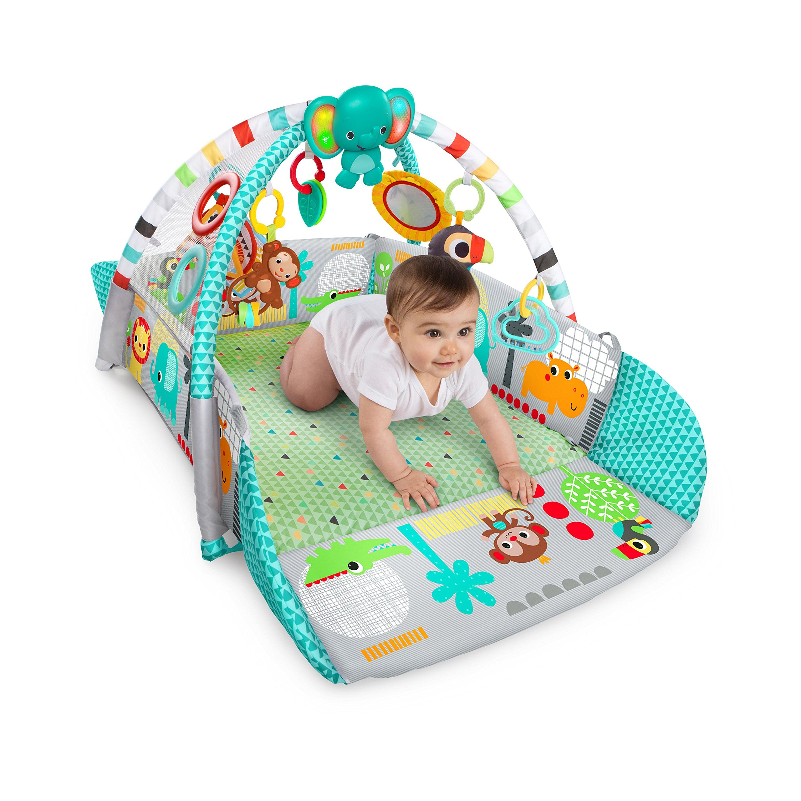 Bright Starts 5-in-1 Play Activity Gym, Your Way Ball by Bright Starts (Image #13)