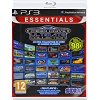 SEGA Mega Drive: Ultimate Collection- Essentials (PS3) [Importación