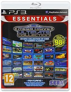 Sega Megadrive Ultimate Collection (essentials) /ps3