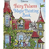 The Fairy Palaces Magic Painting Book
