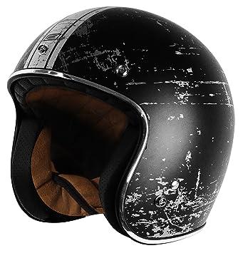 Origine Helmets Origine Primo Relic – casco negro, talla M