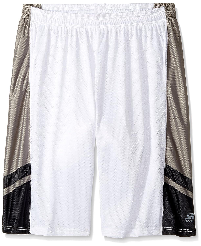 Southpole Mens Big-Tall Big Tall Basic Basketball Mesh Shorts