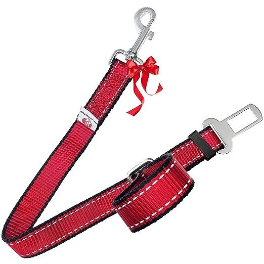 42 opinioni per PetsLovers Cane Guinzaglio Cintura Nylon Di Sicurezza Auto (35-63cm o 55-94cm)