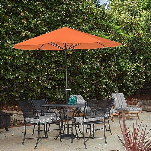 Pure Garden 50-LG1052 Patio Umbrella Outdoor Shade