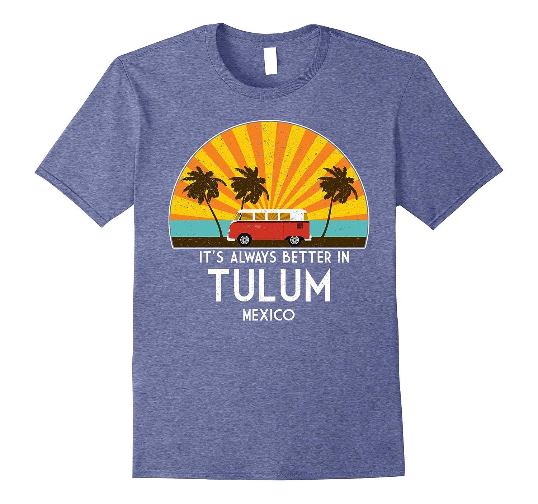 4e15bd4f1b Tulum, Mexico - Beach Souvenir Gift T-Shirt-TH - TEEHELEN