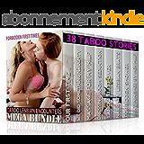 Taboo Lesbian Encounters: Forbidden First Times 38 Stories + 10 Bonus Stories (English Edition)