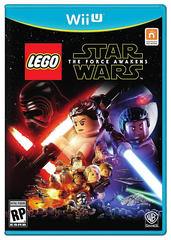 LEGO Star Wars: The Force Awakens - Wii U Standard Edition