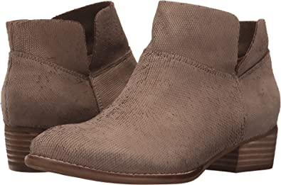 Seychelles Women s Snare Taupe Towel Suede Boot
