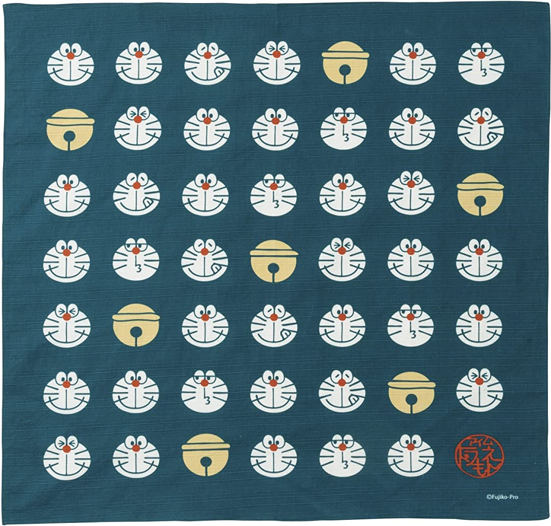 繁栄土包囲kenema 和雑貨 手捺染小風呂敷 50×50cm