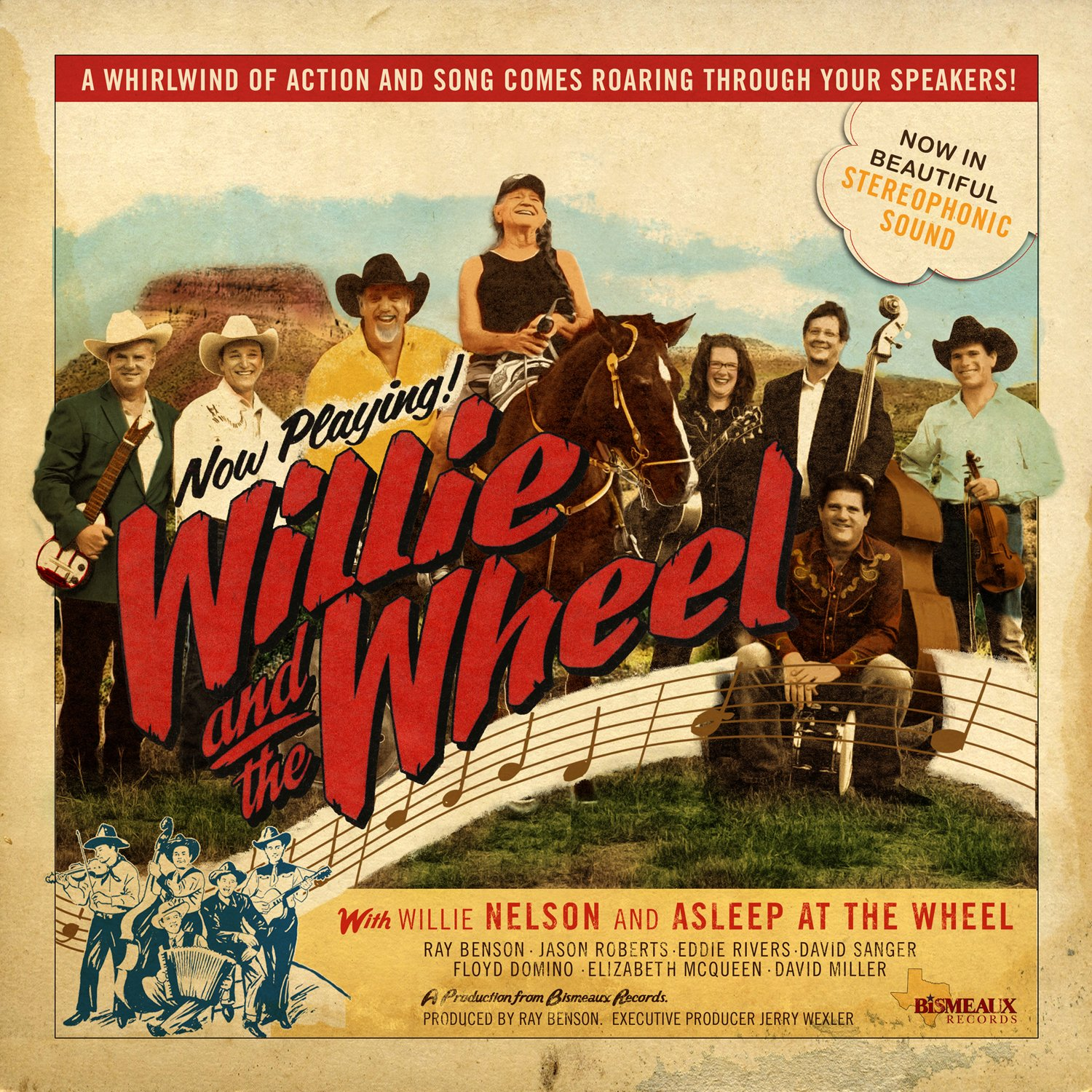 Willie & The Wheel [12 inch Analog]                                                                                                                                                                                                                                                    <span class=