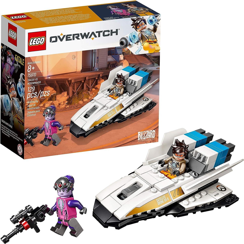 レゴ (LEGO) オーバーウォッチ トレーサー vs.ウィドウメイカー 75970