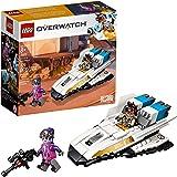 LEGO Overwatch Tracer vs. Widowmaker 75970 Building Kit (129 Piece)