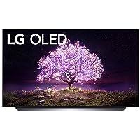 "LG OLED55C1PUB Alexa Built-in C1 Series 55"" 4K Smart OLED TV (2021)"