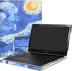 "Alapmk Protective Case Cover for 15.6"" HP ProBook 450 G5 / ProBook 455 G5 Series Laptop(Warning:Not fit HP ProBook 450 G4 G3 G2 G3 G0/ProBook 455 G4 G3 G2 G1),Starry Night"